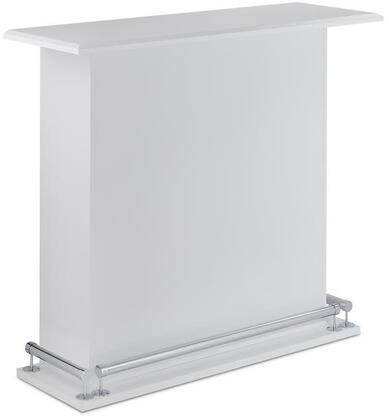 Acme Furniture Kite 72580 Bar Table White, 1