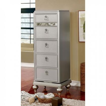 Furniture of America Avior CM7170XCS Chest of Drawer, 1