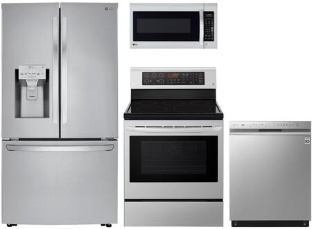 LG  1135223 Kitchen Appliance Package , main image