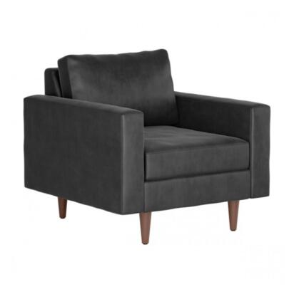 Zuo Kace 101401 Living Room Chair, 101401 Front