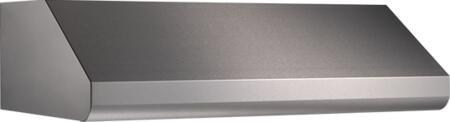 Broan Elite E6448TSS Under Cabinet Hood Stainless Steel, Main Image