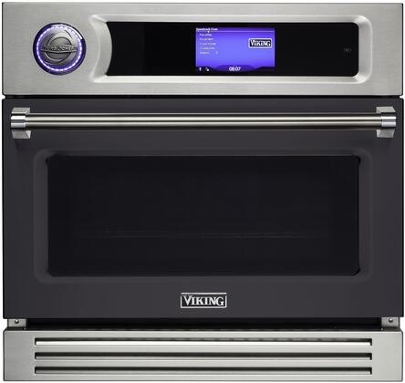 LVSOT730GG 30″ TurboChef Graphite Gray Wall Oven with  2.5 cu. ft. Capacity  Airspeed Technology  7 Speed Cook Modes  208
