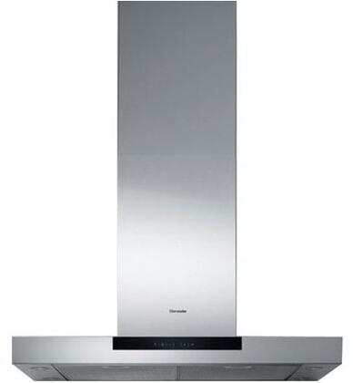 Thermador  HDDW36DS Wall Mount Range Hood Stainless Steel, HDDW36DS Double-depth Drawer Hood