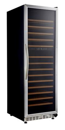 Eurodib Mh168dz Dual Temperature Wine Cellar With 154