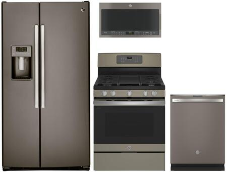 GE 1125335 Kitchen Appliance Package & Bundle, main image