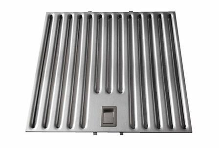 Bertazzoni  901366 Grease Filters Stainless Steel, 1