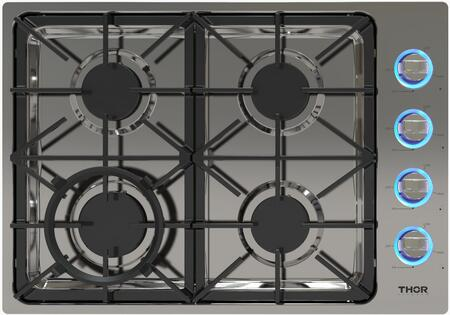 Thor Kitchen  TGC3001 Gas Cooktop Stainless Steel, TGC3001 Gas Cooktop