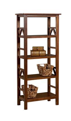 Linon 8615001U Bookcase, 1