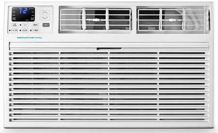 EATE10RD2T Emerson Quiet Kool 10 000 BTU Cooling Capacity  10 600 BTU Heating Capacity  230V Through The Wall Air Conditioner with Heating  Remote