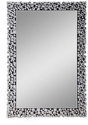 Acme Furniture Kachina 97574 Mirror Silver, 97574