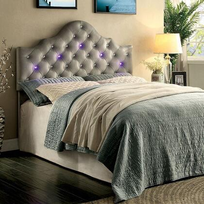 Furniture of America Aldebaran CM7404GYHBT Headboard, cm7404gy hb