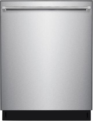 VEDW24TSS 24″ Stainless Steel Tall Tub Dishwasher with 16 Place Settings  Touch Control Panel  6 Washing Programs and 45