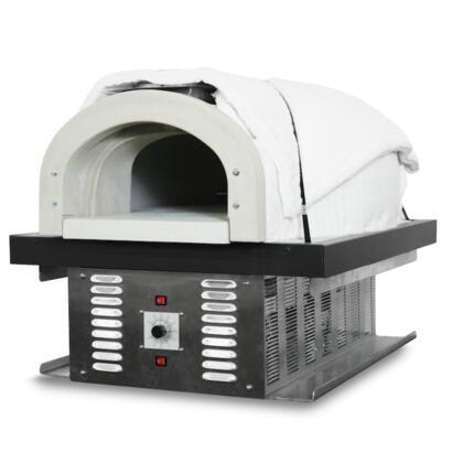 CBO-O-KIT-750-HYB-LP-R-3K 36″ CBO-750 Residential Hybrid DIY Kit:(Pre-Assembled) 6-Piece Oven – Dome  3-piece Hearth  Arch  Decorative
