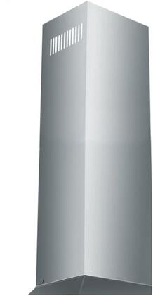 ZLINE  2PCEXT697IKECOMI Chimney Extension Stainless Steel, Main Image