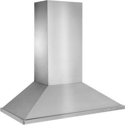 Best  WTT32I48SB Wall Mount Range Hood Stainless Steel, Main Image