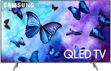 Samsung  QN65Q6FNAFXZA LED TV Black, Main Image