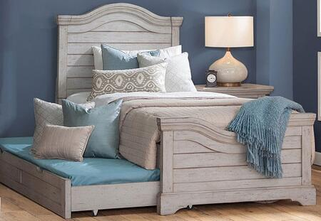 American Woodcrafters Stonebrook Youth 782033PAN906NS Bedroom Set Gray, Main Image