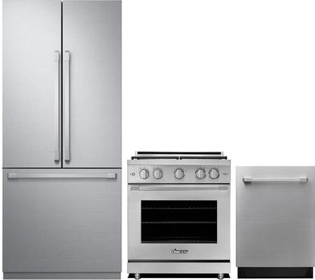 Dacor  878425 Kitchen Appliance Package Panel Ready, Main image