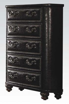 Acme Furniture Varada 21226 Chest of Drawer Black, Chest