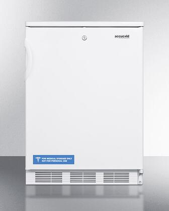 AccuCold  FF7LW Compact Refrigerator White, FF7LW Compact Refrigerator