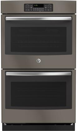 GE  JT3500EJES Double Wall Oven Slate, Main Image