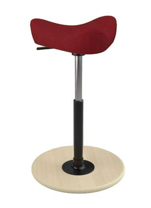 Varier Move Small MOVESMALL2700HALLINGDALE687NATMEBLK Office Stool, Main Image