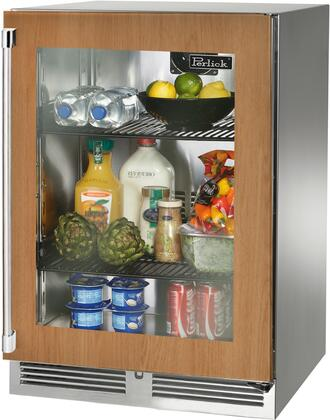 Perlick Signature HP24RS44RL Compact Refrigerator Panel Ready, Main Image