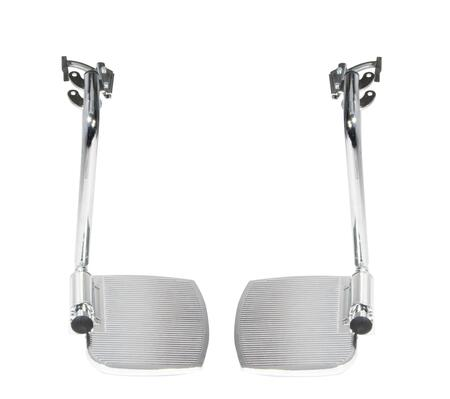 ph-sf Front Rigging For Sentra Ec Heavy Duty Extra Wide  Swing Away Footrests  1