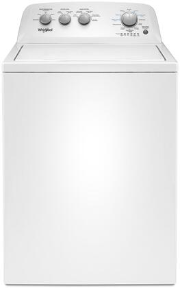Whirlpool WTW4850HW Washer White, Main Image