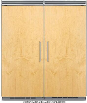 Marvel  745006 Column Refrigerator & Freezer Set Panel Ready, Main Image