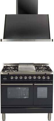 Ilve Professional Plus 1311516 Kitchen Appliance Package , Main Image
