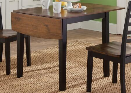 Liberty Furniture Cafe 56T3048 Dining Room Table Multicolor, Main Image