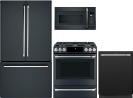 Cafe 1053815 Kitchen Appliance Package & Bundle Black, Main image