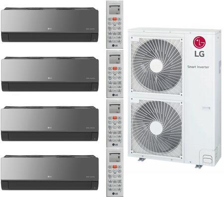 LG  963848 Quad-Zone Mini Split Air Conditioner , Main Image