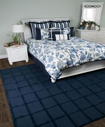 Rizzy Home Comforter Set CFSBT1190IV007880 Comforter White, DL f949c56499d8936d5d655d23b007