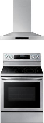 Samsung 1076782 Kitchen Appliance Package & Bundle Stainless Steel, main image