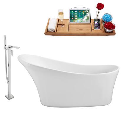 Streamline NH460140 Bath Tub, NH460 140 1T