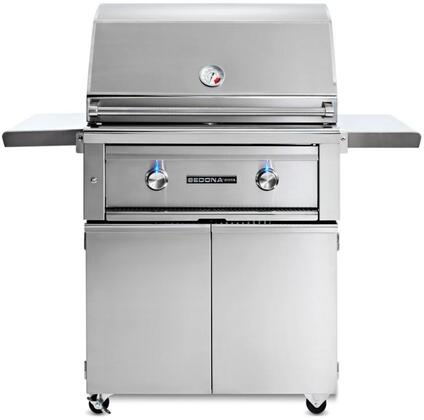 Lynx Sedona L500PSFLP Liquid Propane Grill Stainless Steel, Main Image