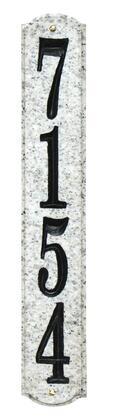 Qualarc Wexford WEX4719WG Address Plaques, WEX 4719 WG