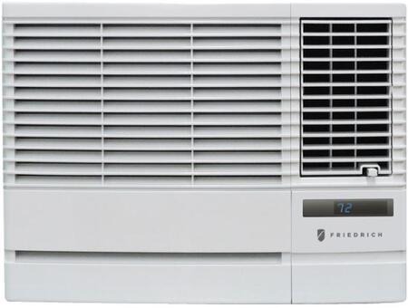 CP12G10B 24 Chill Series Energy Star Air Conditioner with 12000 BTU Cooling  Washable Antimicrobial Air Filter  24 Hour Timer  3 Cooling and Fan