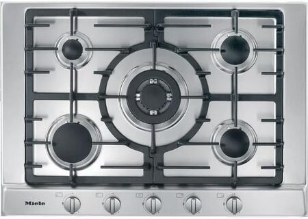 Miele KM2032 Gas Cooktop Stainless Steel, 1