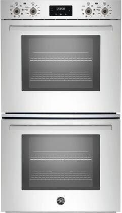 Bertazzoni PROFD30XV Double Wall Oven Stainless Steel, MASFD30XV30 Double Convection Oven