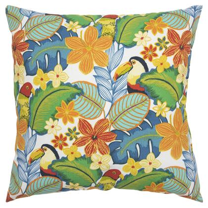 Rizzy Home Poly Filled Pillow PILTFV105IV002222 Pillow Multi Colored, DL 939523907acfed59cb8dbcfa8b51