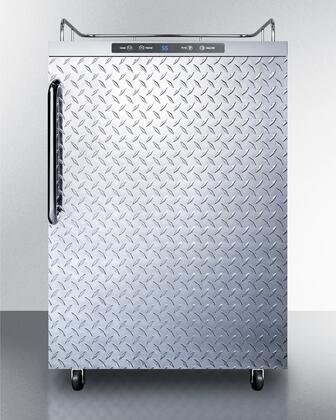 Summit  SBC635MOSNKDPL Beer Dispenser Stainless Steel, SBC635MOSNKDPL Outdoor Kegerator
