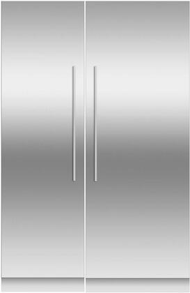 Fisher Paykel  966348 Column Refrigerator & Freezer Set Stainless Steel, 1