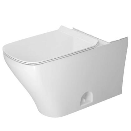 Durastyle 2160010000 Floor Mount Two-Piece Toilet Bowl Only and 1.32 or 0.92 GPF - No Seat in
