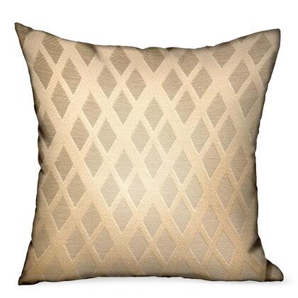 Plutus Brands Diamond Cascade PBDUO1141818DP Pillow, PBDUO114