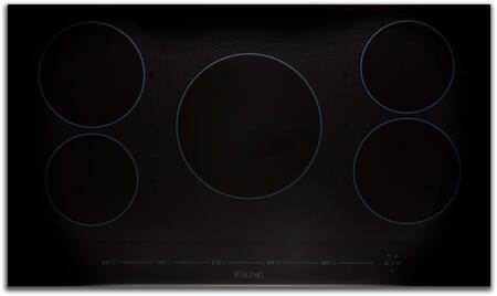 Viking Virtuoso MVIC6365BBG Induction Cooktop Black, Main Image