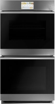 Cafe  CKD70DM2NS5 Double Wall Oven Platinum, Dobule Wall Oven
