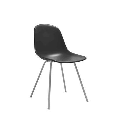 Design Lab MN Grazia LS9442BLKGRY Accent Chair Black, 7f1f9cfb 2a27 4776 85e1 3800399e1e41